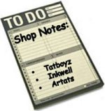 List Tattoo Shops in your area!