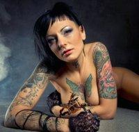 Sexy Tattooist