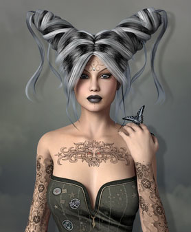 Reasons to Get a Tattoo - Fantasy Girl
