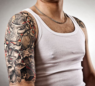 Reasons to Get a Tattoo - Cool New Sleeve