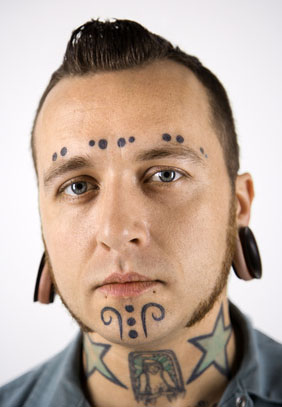 Reasons to Get a Tattoo - Face Ink