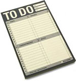 To-do list form