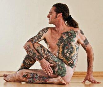 Tattoo Stretch